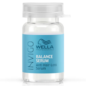 Wella Professionals Care INVIGO Balance Anti Hair Loss Serum (8 x 6ml)