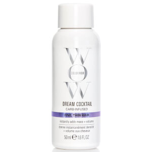 Color WOW Travel Carb Cocktail tonico per capelli 50 ml