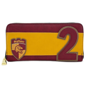 Loungefly Harry Potter Ron Weasley Zip-Around Wallet