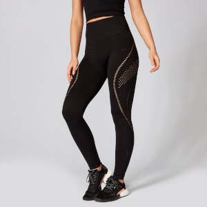 Shape Seamless Ultra Leggings – Sort