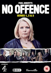 No Offence - Series1,2,3