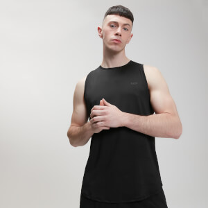 Dry-Tech Infinity Tank Top - Black