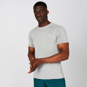 MP Performance T-Shirt - Silver Marl