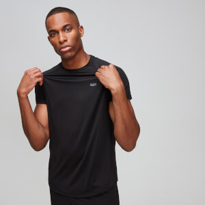MP Men's Dry Tech Training Essentials T-Shirt - Black