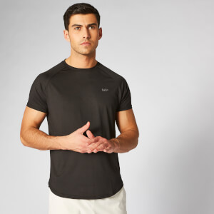Dry-Tech Infinity T-Shirt - Black