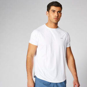 Dry-Tech Infinity T-Shirt - White