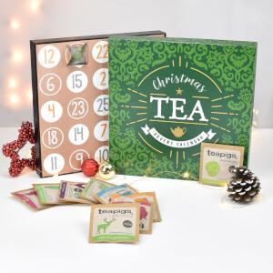 Tea Advent Calendar Box