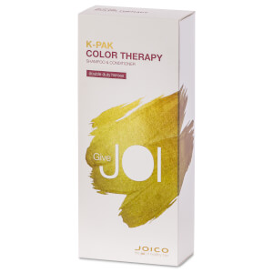 Joico K-PAK Color Therapy Gift Pack Shampoo 300ml and Conditioner 300ml (Worth £30.50)