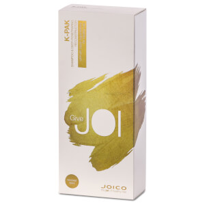 Joico K-PAK Gift Pack Shampoo 300ml and Deep Penetrating Reconstructor 150ml