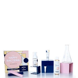 Gallinée Happy Bacteria Face Gift Set (Worth £70.00)