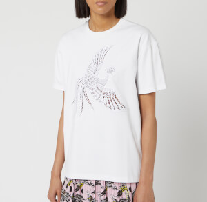 KENZO Women's Oversized T-Shirt - White