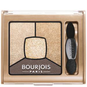Bourjois Glitter Smokey Stories Eyeshadow Palette, 3g