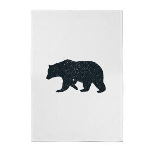 Florent Bodart Bear Cotton Tea Towel