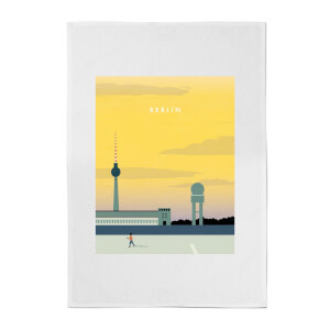 PlanetA444 Berlin Cotton Tea Towel