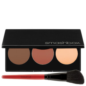Smashbox Step-By-Step Contour Kit - Medium/Deep