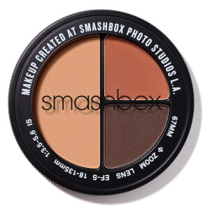 Trio d'ombres à paupières Photo Edit Smashbox – Nudie Pic (Deep)