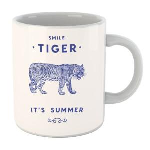 Florent Bodart Smile Tiger Mug