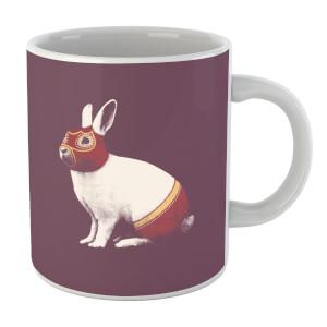 Florent Bodart Lapin Catcheur Mug