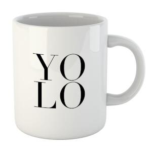PlanetA444 YOLO Mug