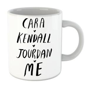 Rock On Ruby Cara Kendall Jourdan Me Mug