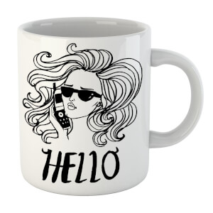 Rock On Ruby Hello Mug