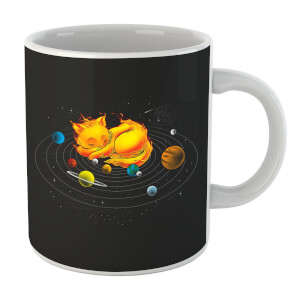 Tobias Fonseca The Centre Of My Universe Mug