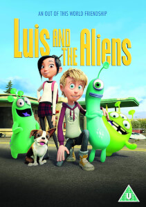 Luis and the Aliens (Includeds Digital Download)