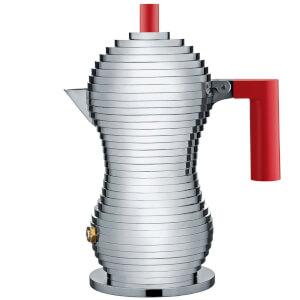 Alessi Pulcina Espresso 6 Cup Coffee Maker