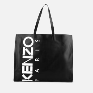 KENZO Women's Large Shopper Bag - Black