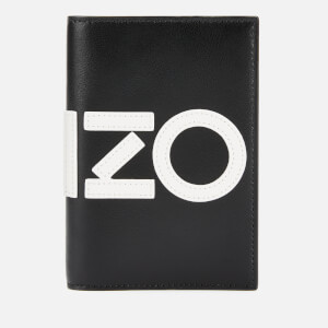 KENZO Men's Passport Holder - Black