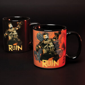 Call of Duty Black Ops 4 Heat Change Mug