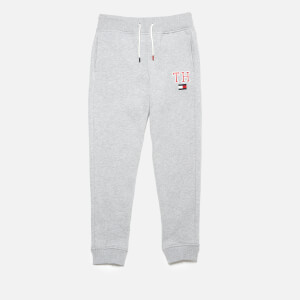Tommy Hilfiger Boys' Essential Hilfiger Sweatpants - Grey Heather