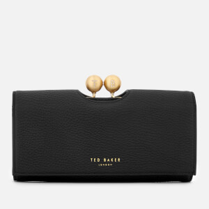 Ted Baker Women's Josiey Scripted Bobble Matinee Purse - Black
