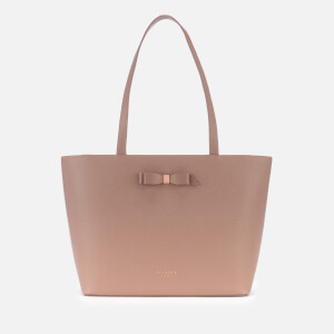Ted Baker Women's Jjesica Bow Detail Shopper Bag - Taupe