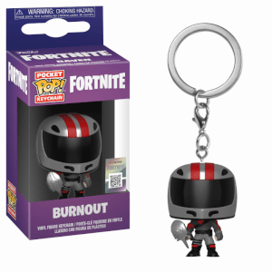 Fortnite Burnout Portachiavi Pop! Vinyl