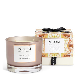 NEOM Perfect Peace 3 Wick Scented Candle