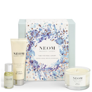 NEOM Time for Real Luxury Set (Worth $70.00)