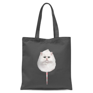 Jonas Loose Caticorn Tote Bag - Grey