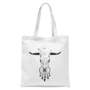 Balazs Solti Dreamcatcher Tote Bag - White