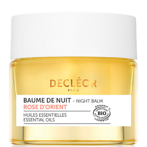 DECLÉOR Organic Aromessence Rose d'Orient Soothing Comfort Night Balm
