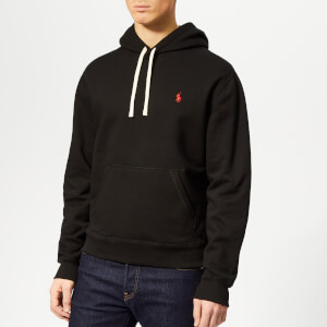 Polo Ralph Lauren Men's Pop Over Hoody - Polo Black