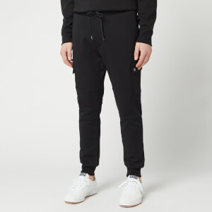 Polo Ralph Lauren Men's Double Knit Cargo Joggers - Polo Black