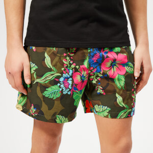 Polo Ralph Lauren Men's Traveller Swim Shorts - Tropical on Camo