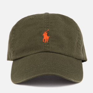 Polo Ralph Lauren Men's Sport Cap - Supply Olive
