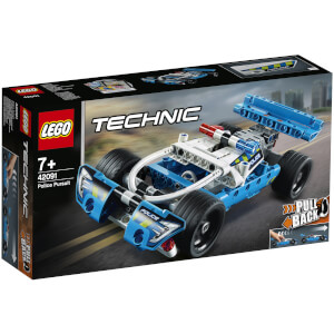 LEGO Technic: Police Pursuit 42091