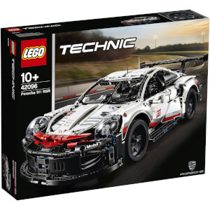 LEGO Technic: Porsche 911 RSR Sports Car Set (42096)