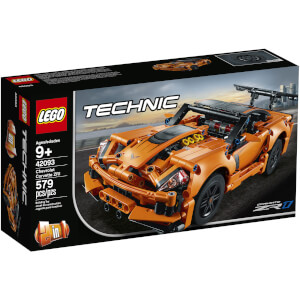 LEGO Technic: Chevrolet Corvette ZR1 Rally Car Set (42093)