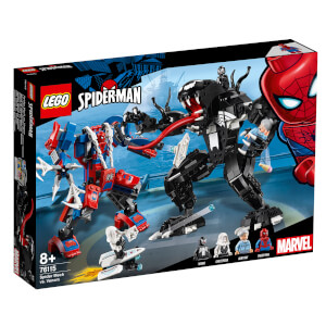 LEGO Super Heroes: Spider Mecha vs. Venom (76115)