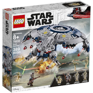 LEGO Star Wars Classic: Droid Gunship 75233
