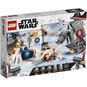 LEGO Star Wars Classic: Action Battle Echo Base™ Defense 75241